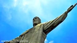 مجسمه آزادی نماد کشور برزیل