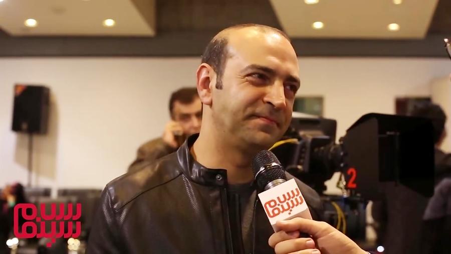 مصاحبه سلام سینما با مهران نائل بازیگردان فیلم کار کثیف