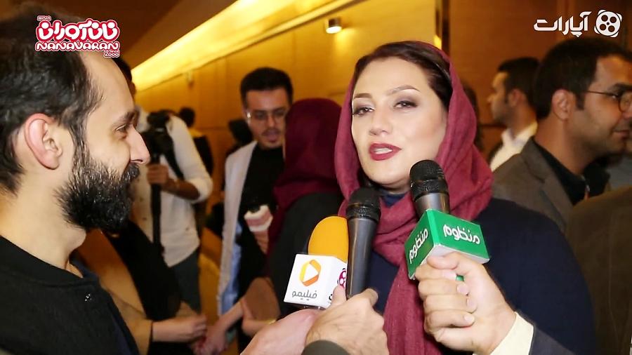 شبنم مقدمی: از جایزه سارا بهرامی خیلی خوشحالم