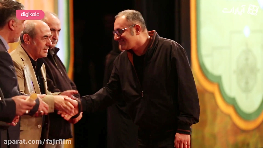سیمرغ بهترین کارگردانی: ابراهیم حاتمی کیا و بهرام توکلی