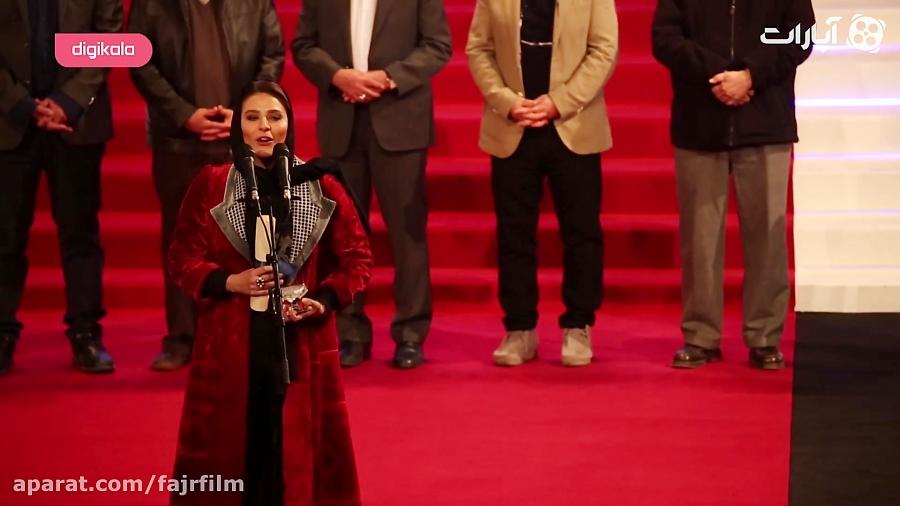 سیمرغ نقش مکمل زن: سحر دولتشاهی