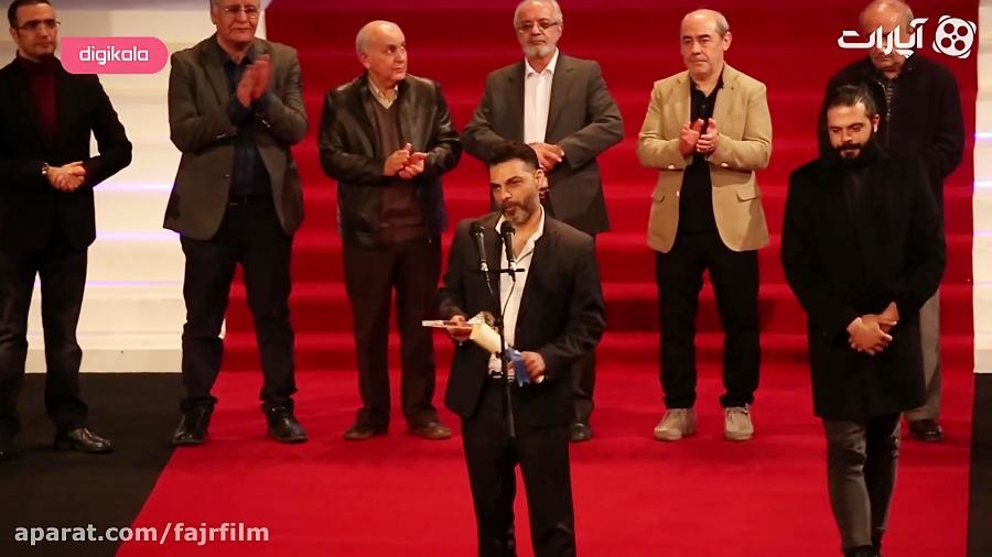 جایزه ویژه هیئت داوران: پیمان معادی، بمب