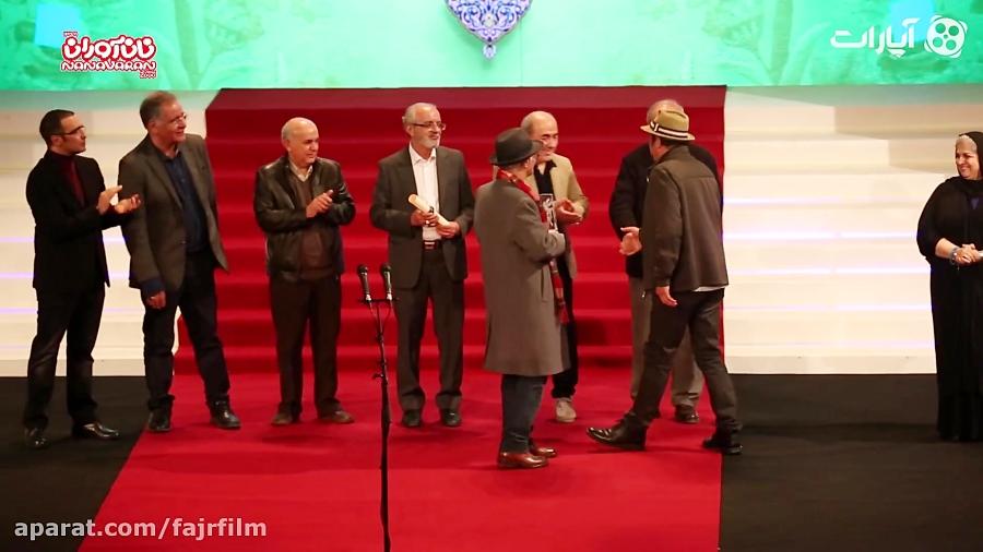 سیمرغ بهترین فیلمنامه: هومن سیدی و کامبوزیا پرتوی
