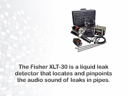 Fisher XLT-30 C Leak Detector With Little ...