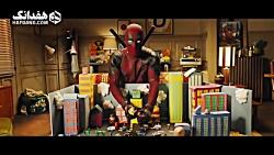 تریلر جدید و بامزهٔ ددپول ۲   Deadpool با زیرنویس فارسی