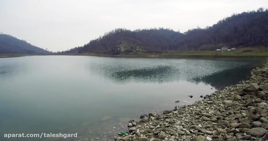 دریاچه سراگاه (سد خاکی)