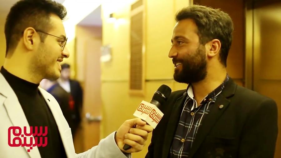 دانشمند: من خوشحالم برای تنگه ابوغریب سیمرغ گرفتم