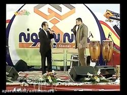 کل کل علی ضیاء و حسن ریوندی در تلویزیون