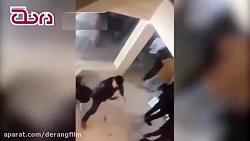 حمله رانندگان آژانس به دفتر اسنپ در کرمان