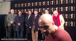 فتوکال عوامل فیلم امپراتور جهنم در جشنواره فجر