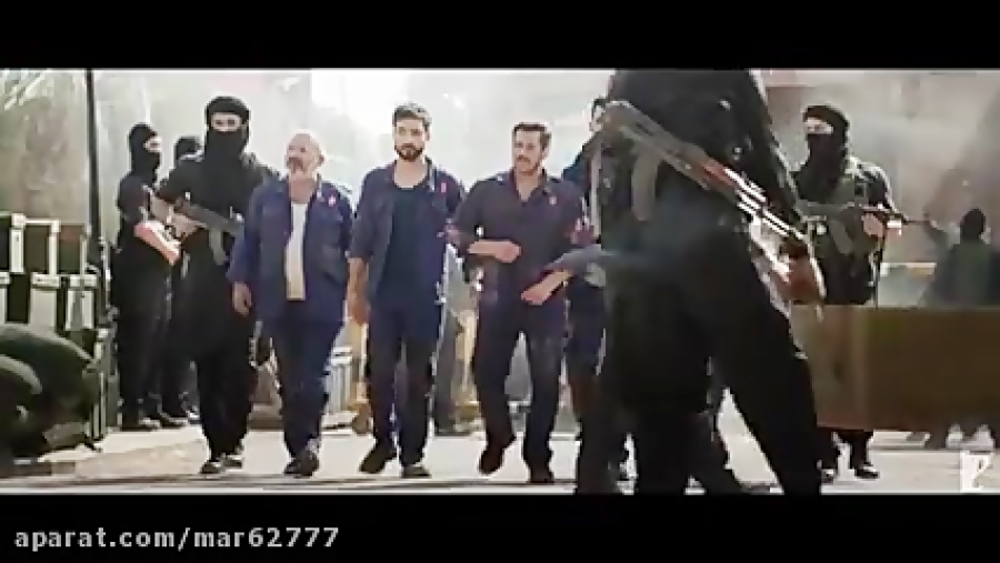 تریلر فیلم هندی ضدداعش - ببر