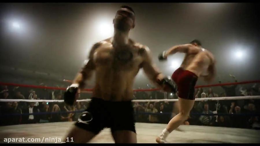 اولین مبارزه بویکا (اسکات ادکینز) در فیلم شکست ناپذیر 4