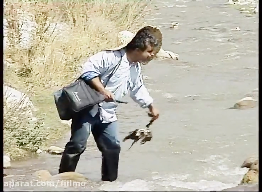 آنونس فیلم مستند «رودخانه هنوز ماهی دارد»