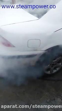 شست و شوی خودرو در محل ب...
