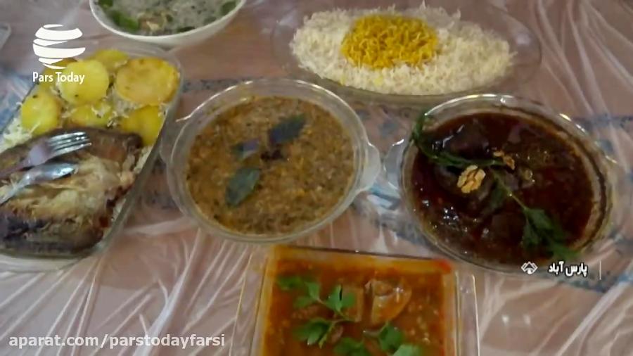 جشنواره معرفی غذای سنتی در استان اردبیل