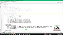 OpenCV Python GUI Development Tutorial 8: ...