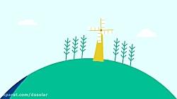 دی اس سولار -انرژی های ب...