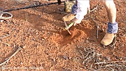 Metal Detecting for Gold Nuggets in WA 201...