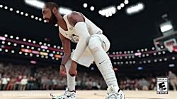 تریلر جدید بازی NBA 2K18