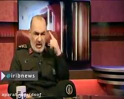 سردار سلامی: اروپا در موضوع موشکی سر به سر ما نگذارد