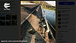 زلزله ۷/۲ ریشتری در «مکزیک»