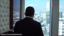 ویدیوی آشنایی با تیم علاءالدین تراول و مصاحبه با مدیران