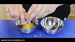 آشپزی آسان با تخم مرغ ۱