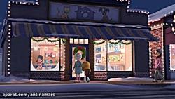 انیمیشن کوتاه  جدید جال...