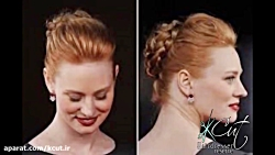 مدل موهای مختلف Deborah Ann Woll