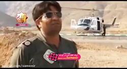 تعقیب و گریز با هلیکوپتر و فرار راننده روانی هیوندا