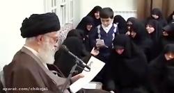 رهبر انقلاب: با کودکان ترکی صحبت کنید در مدرسه فارسی را خواهند آموخت