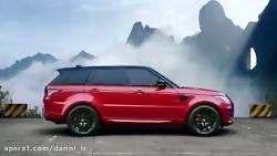 تیزر عالی خودروی Range Rover و بالا رفتن از 999 پله