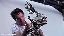 آنونس فیلم مستند «ماشین تحریر کالیفرنیا»