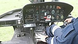 استارت هلیکوپتر مدل As350 b2