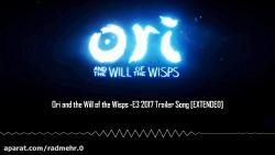 موسیقی زیبا بازی Ori