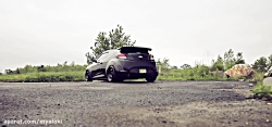 Eli's Blacked Out Veloster | HALCYON