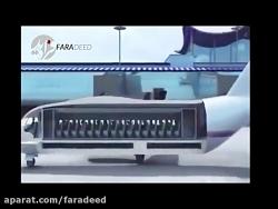 هواپیمایی که مسافرانش بر اثر سقوط کشته نمی شوند