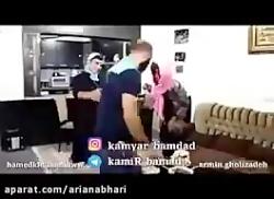 دابسمش کلیپ های ایرانی خیلی خنده دار