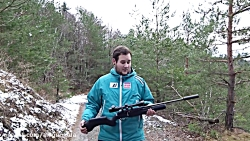 Walther Rotex .22 / Long Range Gong schoot...