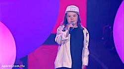 Joan Jett - I love Rock N Roll (Pia)   Finale   The Voice Kids 2017   SAT.1