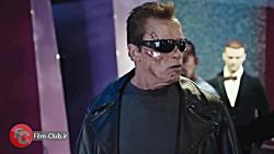 دوربین مخفی: آرنولد در نقش Terminator مردم را میترساند!