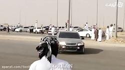 تفریحات خطرناک و لاکچری عربستانیها