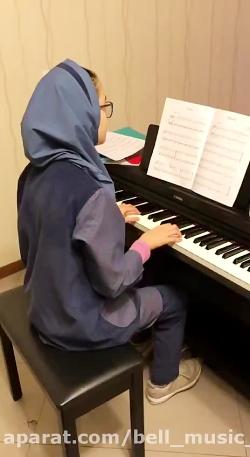 پیانو کودک - آموزشگاه م...