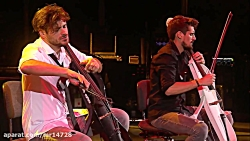 2CELLOS - Fields Of Gold [Live at Arena di...