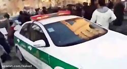 درگیری تروریستی دراویش گنابادی با نیروی انتظامی پاسدارا