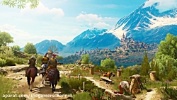 The Witcher 3 Blood and Wine DLC فرشگ...