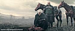 Witcher 3 Wild Hunt Opening Cinematic فر...