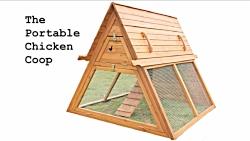 مرغدانی کوچک برای حیات و باغ 23
