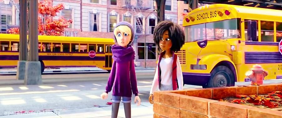 انیمیشن خانواده ی هیولا - Monster Family 2017 با دوبله