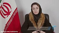 حامی نخبگان حامی نوابغ جوان مخترع سیده فاطمه سید نژاد